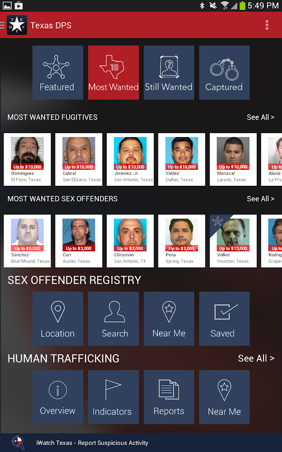 Texas dps sex offender registry pics 78