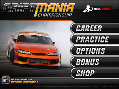 Drift Mania Championship - screenshot thumbnail