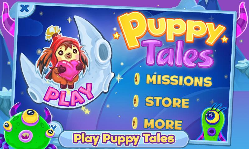 Puppy Tales - screenshot