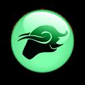 Zodiac Taurus Clock Widget icon