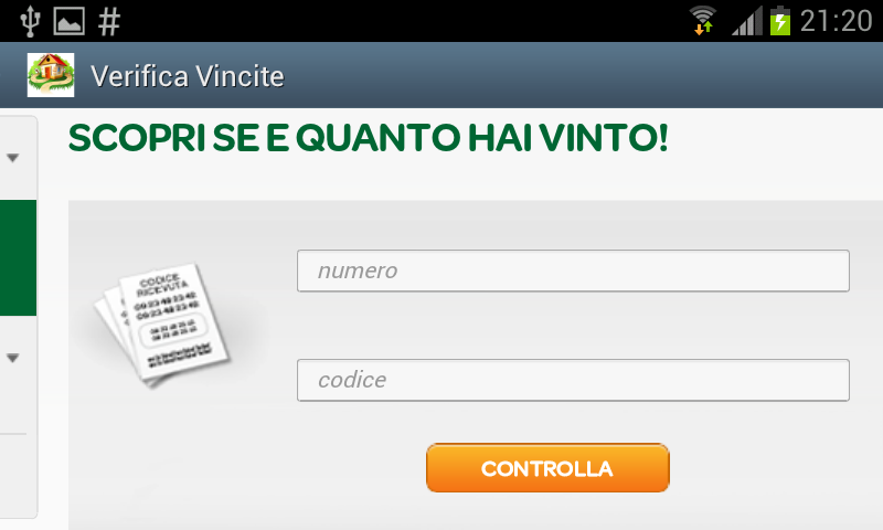 Vinci Casa Facile- screenshot