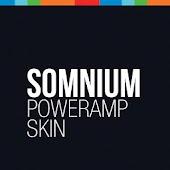 Poweramp Skin - Somnium theme