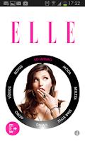 Screenshot of ELLE : Moda Belleza Tendencias