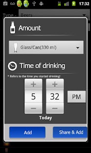 SoberApp  - Alcohol Calculator- screenshot thumbnail