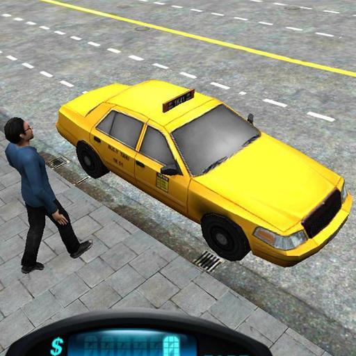 Games Mô phỏng Thành phố 3D Duty Taxi Driver