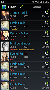 Digital Call Recorder- screenshot thumbnail