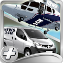 News Reporter Simulation Drive icon