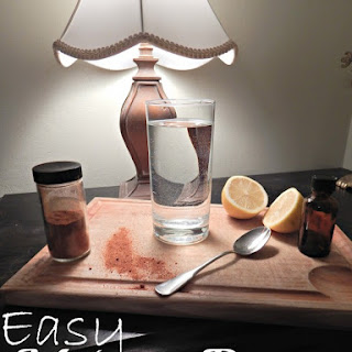 Easy Morning Detox Drink