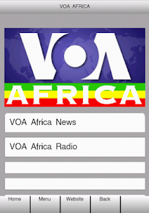 VOA Africa- screenshot thumbnail