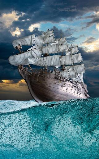 玩個人化App|帆船動態壁紙免費|APP試玩