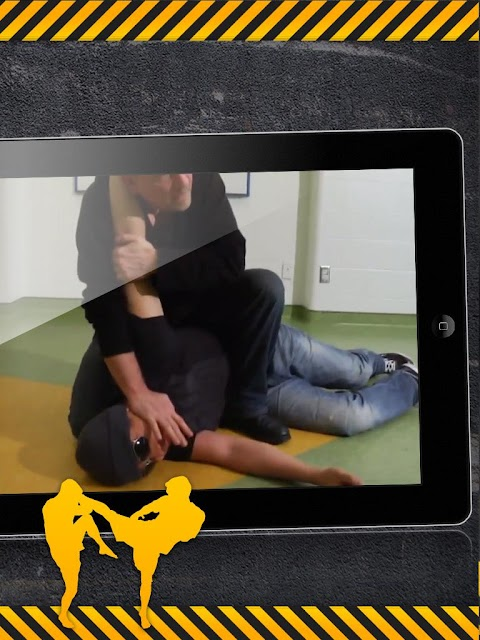 ジークンドー格闘技のおすすめ画像4