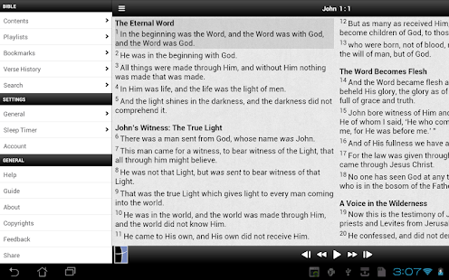 Word of Promise® NKJV Complete - screenshot thumbnail