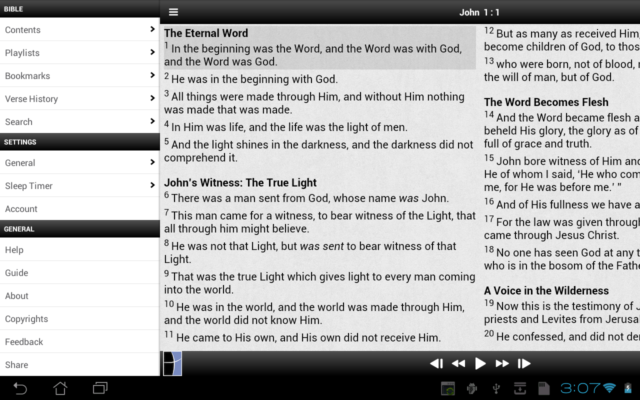 Word of Promise® NKJV Complete - screenshot