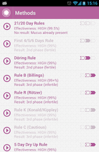 OvuView: Ovulation & Fertility- screenshot thumbnail