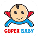 Super Baby - WHO Child Growth icon