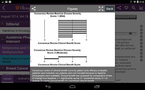 AlphaMed Press Journals - screenshot thumbnail