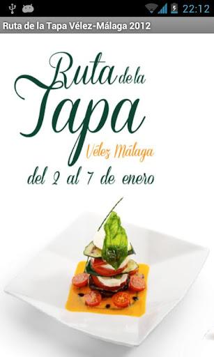 Ruta de la Tapa Vélez-Málaga