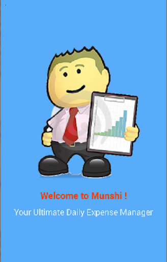 Munshi - Expense Manager