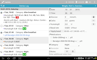 Screenshot of Diabetes:M