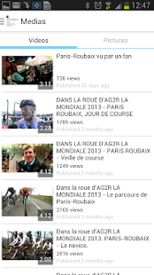 AG2R LA MONDIALE Cycling Team - screenshot thumbnail