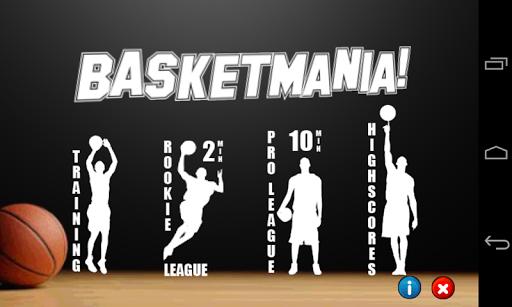 Basket Mania