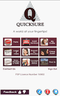 Quicksure - screenshot thumbnail