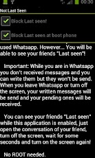 How To Block Whatsapp Last Seen | APK HUT