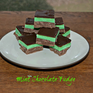 Chocolate Mint Fudge Recipe