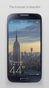 Yahoo Weather 1.16.1
