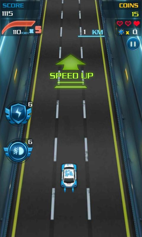 Speed Racing- screenshot