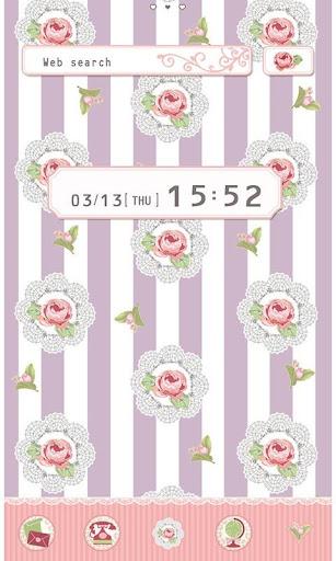 Girly Theme-Lavender Rose- 1.0 Windows u7528 1