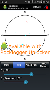 Rocklogger Screenshot