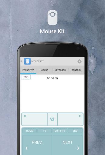 Mouse Kit (Keyboard+Presenter) 1.9.2 screenshots 13