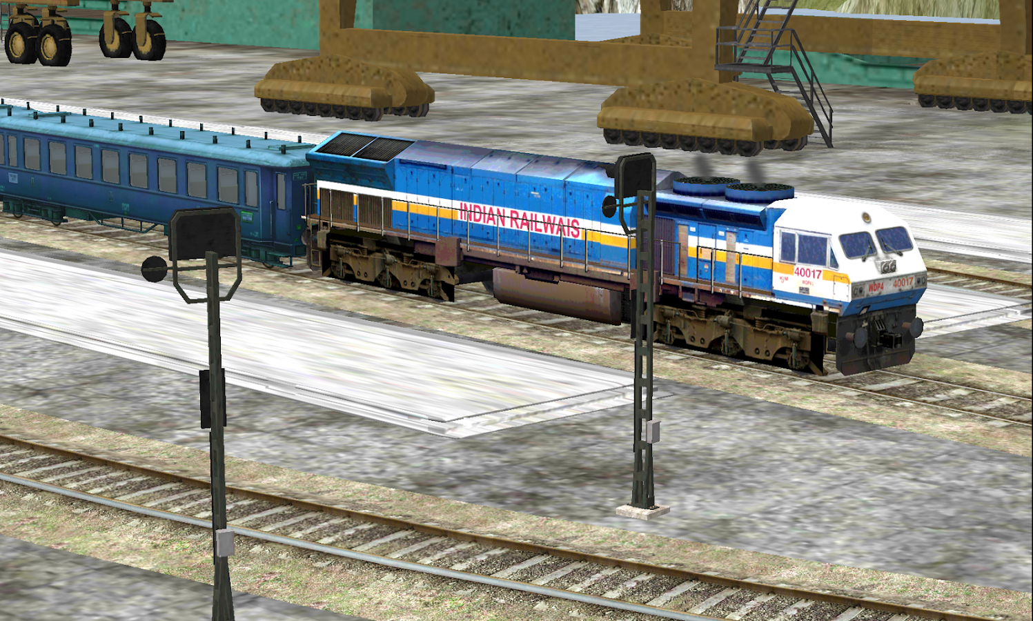 Train Sim Pro - screenshot