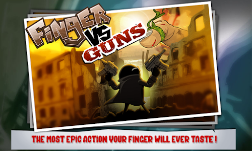Finger Vs Guns v1.0.5