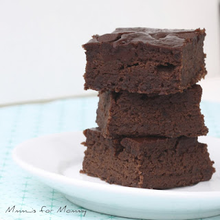 My Legendary Black Bean Brownies (aka Stop or My Mom Will Toot!)