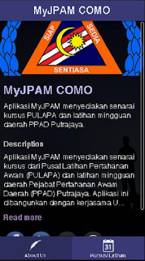 MyJPAM CoMo