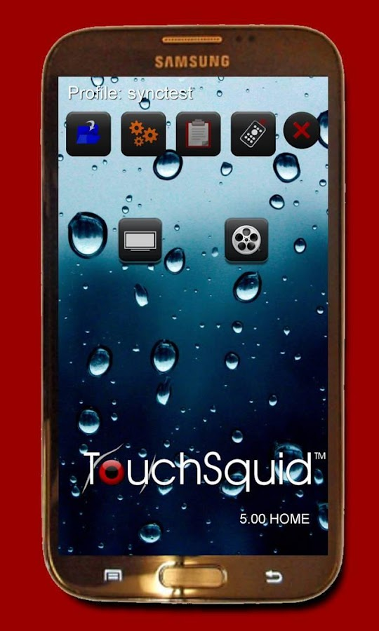 Touchsquid Remote Free Trial- screenshot