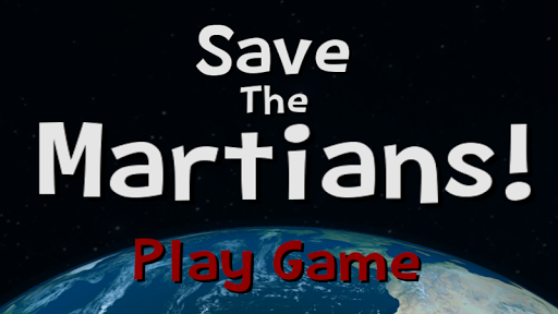 Save The Martians