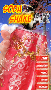Soda Shake AR screenshot