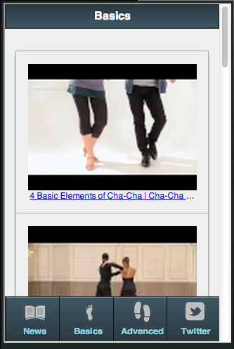 免費生活App|Cha-Cha for Beginners|阿達玩APP