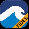 NOAA Ocean Tides logo