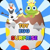 Toy Egg Surprise