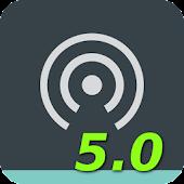 Toggle Wi-Fi Hotspot 5.0
