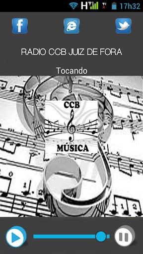 RADIO CCB JUIZ DE FORA
