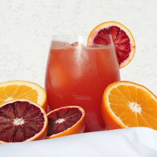 Blood Orange Citrus Cooler