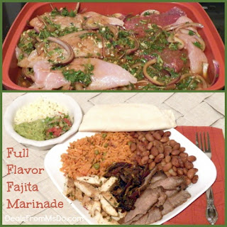 Full Flavor Fajita Marinade