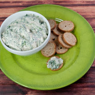 Cold Spinach Dip.