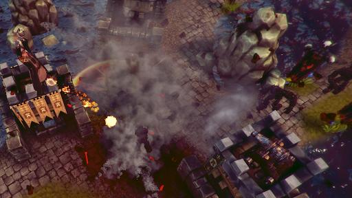 Kingdom Clash: 3D Defense