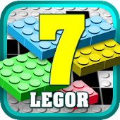 Legor 7 - Free Brain Game